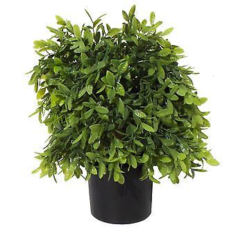 45cm Arfificial Topiary Ball Bush UV Protected