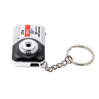 Design de key ring, portátil, ultra-mini, hd digital camera-support 32gb Tf Card