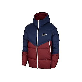 נייקי Downfill Windrunner מגן CU4404410 אוניברסלי חורף גברים מעילים