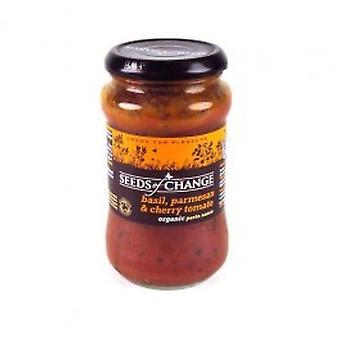 Seeds Of Change - Tomato Basil & Parmesan Pasta Sauce