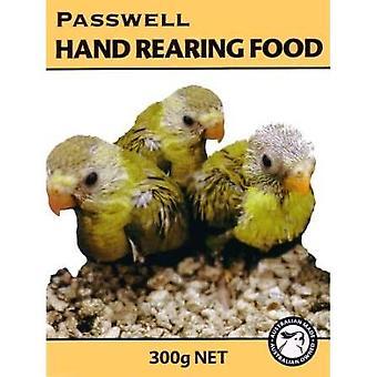 Passwell mão criação alimento 300g