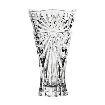 RCR Crystal Oasis Cut Glass Table Centrepiece Vase - 30cm Decorative Flower Vases