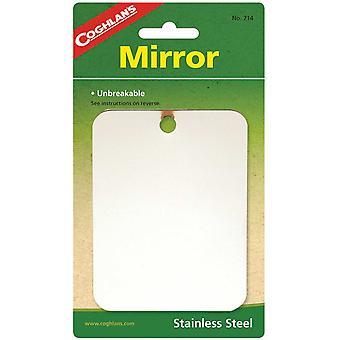 Espejo de acero inoxidable Coghlans (C714)