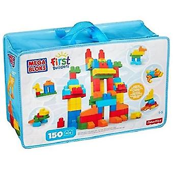 Mega Bloks First Builders Deluxe Building Bag Kids Toy (150 Pieces)