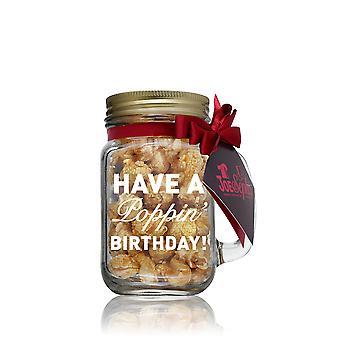 Poppin' Birthday Jug Jar (Standard 70g-80g)