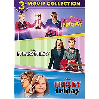Freaky Friday 3-Movie Collection [DVD] USA import