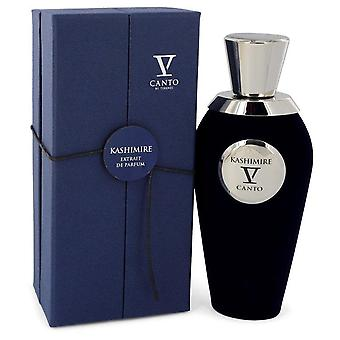 Kashimire V Extrait De Parfum Spray (Unisex) Door Canto 3.38 oz Extrait De Parfum Spray
