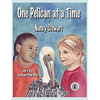 One Pelican at a Time - A Story of the Gulf Oil Spill by Nancy Stewart