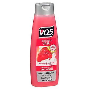 Vo5 Moisture Milks Shampoo, 12.5 Oz, Strawberries