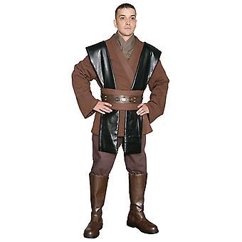 Звездные войны Энакина Скайуокера Джедаи костюм рыцаря - только тела туника - реплики Звездные войны костюм