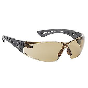 Bolle Safety Rush+ Platinum Safety Glasses - Twilight BOLRUSHPTWI