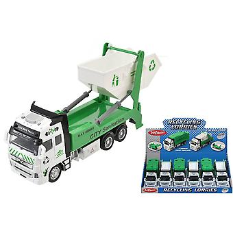 Die Cast Pull Back Lorry (One Supplied)