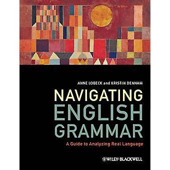 Navigation dans la grammaire anglaise