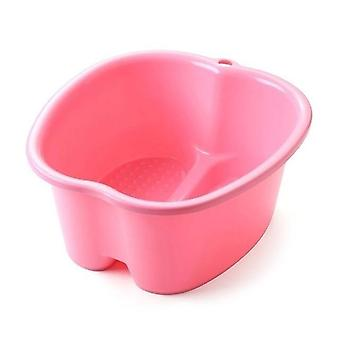 Large Tub Basin Bucket For Feet Detox Pedicure Massage Available In 3 Different