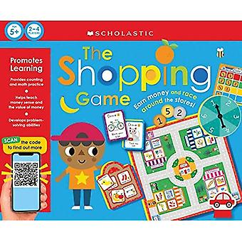 The Shopping Game: Scholastische Early Learners (Learning Game) (Scholastische Vroege Leerlingen)