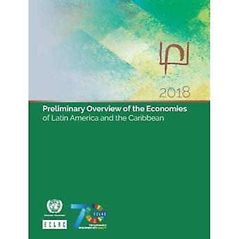 Preliminary Overview of thea� Economies of Latin Americaa� and the Caribbean 2018