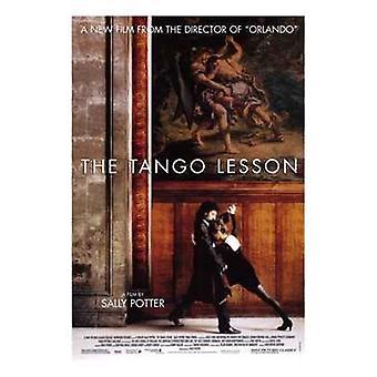 Tango-Unterricht-Film-Poster (11 x 17)