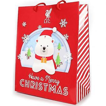 ليفربول عيد الميلاد هدية حقيبة