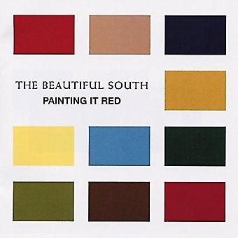 Beautiful South - Painting It Red [Vinyl] Us import