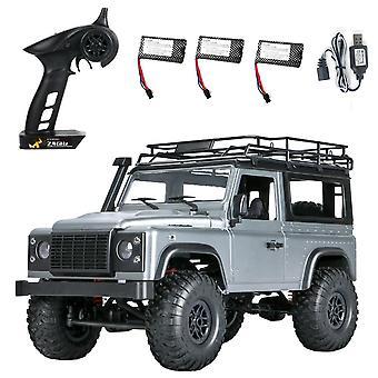 Remote Control Land Rover Model Car
