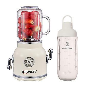 Elektrische Multifunktions-Saft-Mixer-Frucht, Gemüse, Lebensmittelhersteller mit Saft