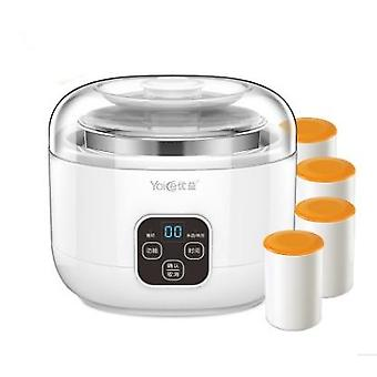 Multifunctional  Yogurt Makers Fully Automatic Stainless Steel Microcomputer