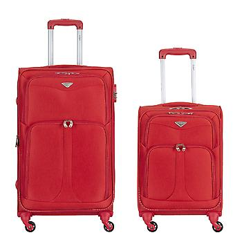 Percival cabin suitcases & hold luggagge canvas
