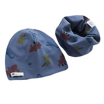 القطن أفخم قبعة وشاح مجموعة، قبعة الشتاء