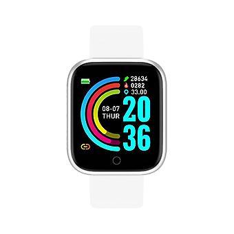 Smartwatch / Frauen - Wasserdichte Herzfrequenz-Monitor kompatibel mit Android und