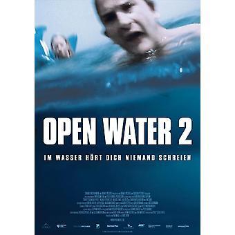 オープンウォーター 2 漂流映画ポスター印刷 (27 × 40)