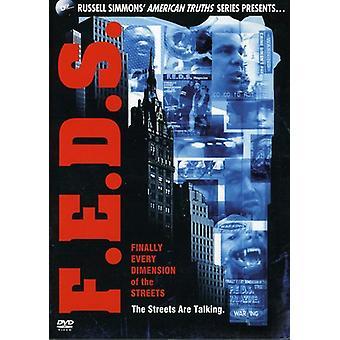 F.E.D.S. [DVD] USA import