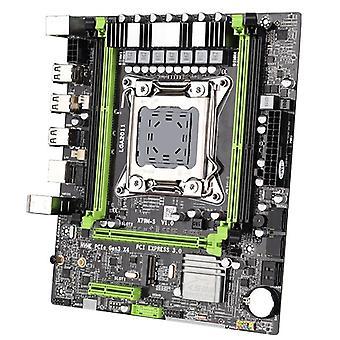X79 X79m-s Základní deska Lga2011 E5 2620 Cpu 4ks X 4gb = 16gb Ddr3 1333mhz 10600