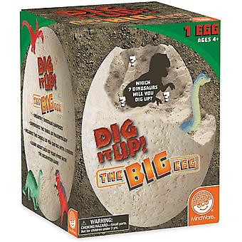 Mindware - dig it up! - the big egg