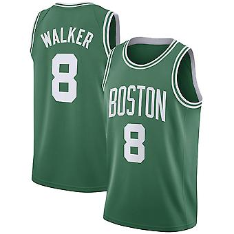 Boston Celtics Nr.8 Kemba Walker Loose Baschet Jersey Tricouri Sport 3QY057