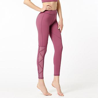 Women's slim yoga fitness sweatpants C14