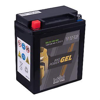 Intact 12N12A-4A-1 / 51211 Gel Bike-Power Battery