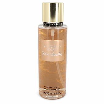 Victoria's Secret Bare Vanilla by Victoria's Secret Fragrance Mist Spray 8.4 oz / 248 ml (Women)