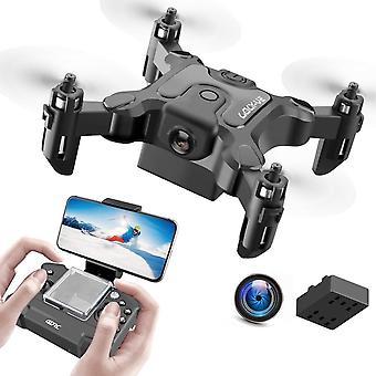 ميني بدون طيار كاميرا عالية HD عقد وضع Rc Quadcopter Rtf واي فاي Fpvquadcopter