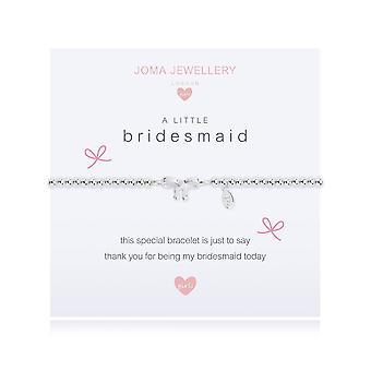 Joma Jewellery A Little Bridesmaid Bracelet C403