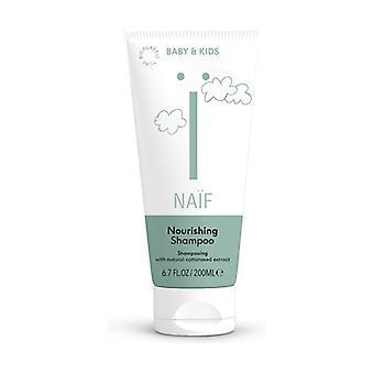 Nourishing shampoo for babies 200 ml