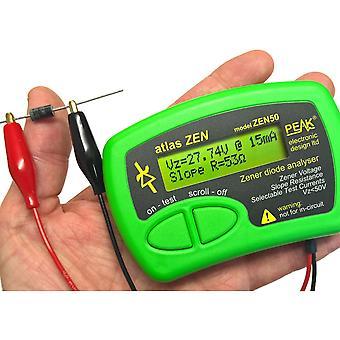 Peak ZEN50 Atlas ZEN - Zener Diode Analyser (0-50V)