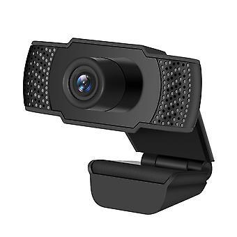 USB 1080P HD Webcam Ordinateur portable ordinateur PC Caméra construite dans microphone
