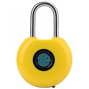 Smart Keyless биометрические отпечатки пальцев Padlock IP65 Водонепроницаемый Анти-кража безопасности Smart Door Lo