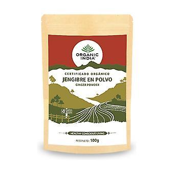 Ginger Powder Eco 100 g of powder