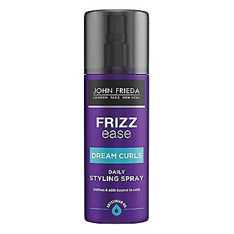 Styling Spray John Frieda Frizz Ease Lockigt hår (200 ml)