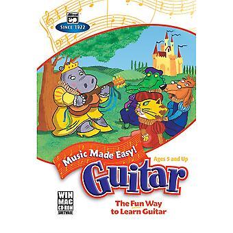 Musik leicht gemacht: Gitarre -