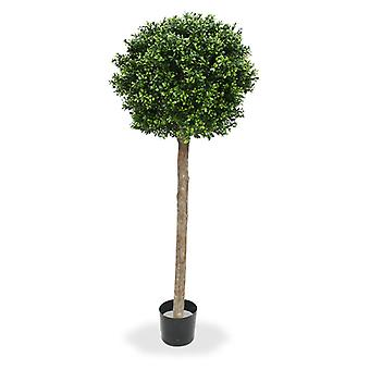 Artificial Boxwood Ball on trunk 140 cm UV proof