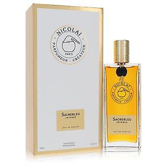 Sacrebleu Intense Eau De Parfum Spray By Nicolai 3.4 oz Eau De Parfum Spray