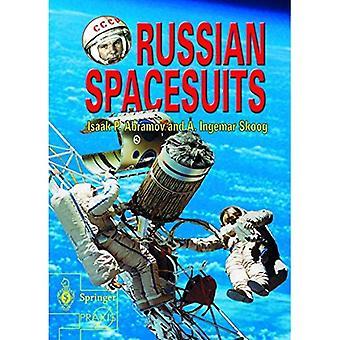 Venäjän avaruuspuvut: Neuvostoliiton / Venäjän avaruuspukuhistoria (Springer-Praxis-kirjat) (Springer Praxis -kirjat / avaruustutkimus)