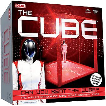 The Cube TV Show Game
